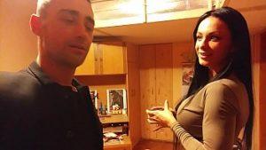 Alcool et billard combinés avec le sexe avec la nature sauvage